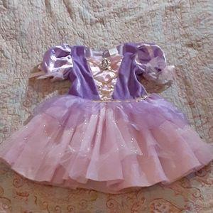 Toddler Rapunzel Costume (New Never Worn)